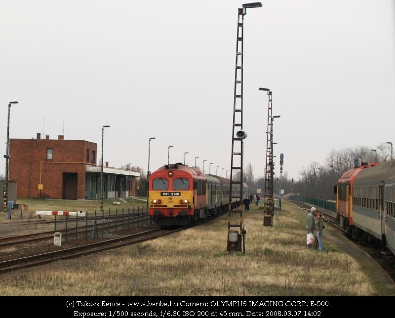 M41 2149 Csajágon fotó