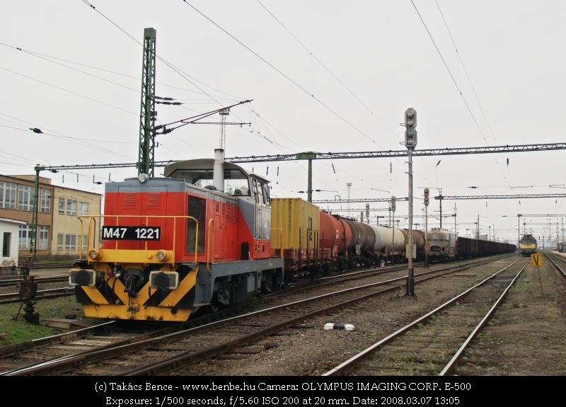 M47 1221 Székesfehérváron fotó