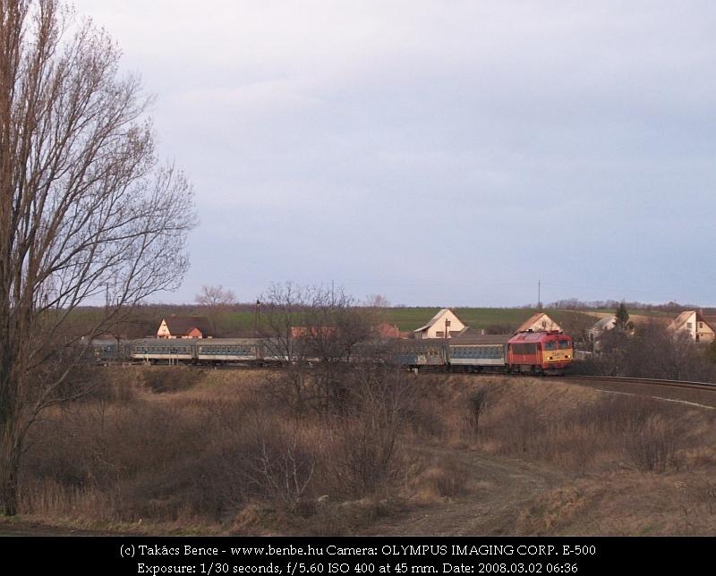 M41 2311 Csajágon fotó