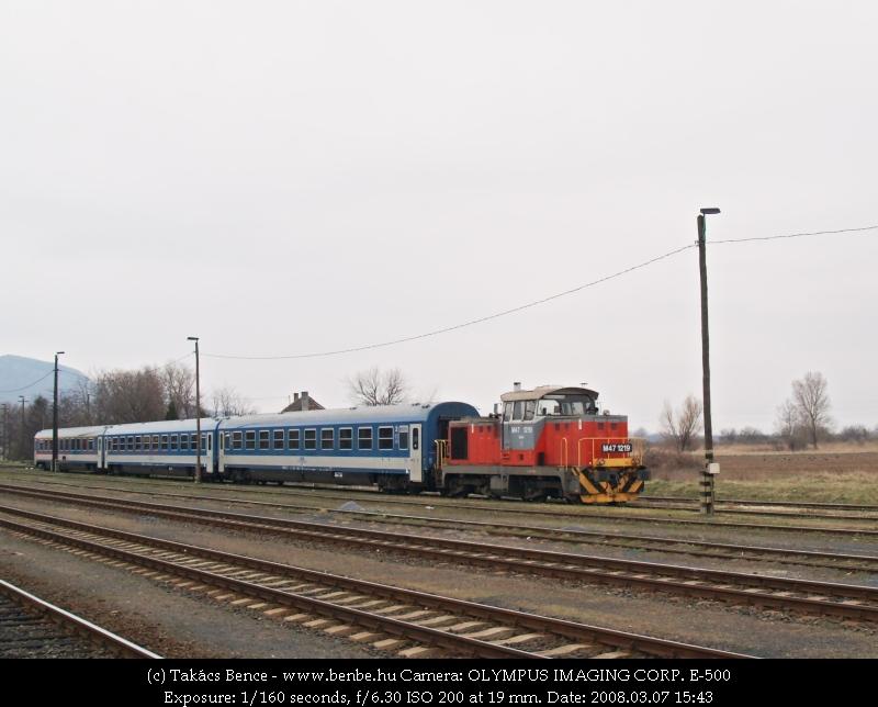 M47 1219 Tapolcán fotó