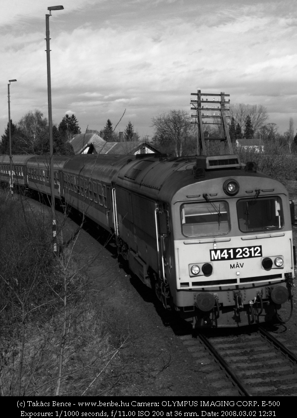 M41 2312 Ukkon fotó