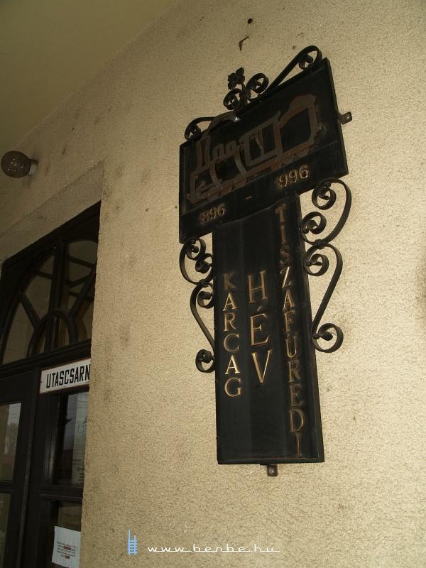 Karcag-Tiszafüredi HÉV: élt 113 évet fotó