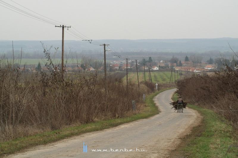 Vilmány falu fotó