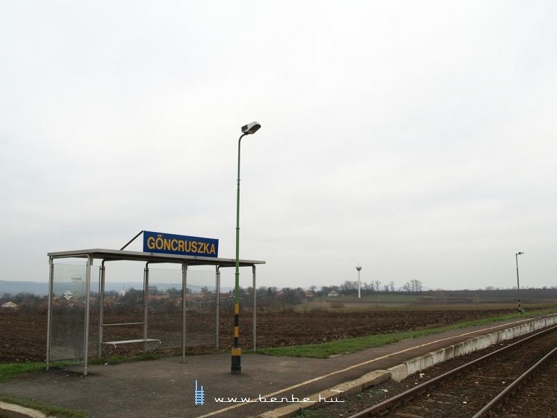 Göncruszka megállóhely fotó