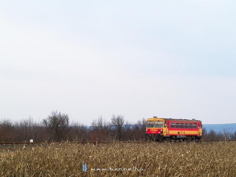 Bzmot 176 kapaszkodott föl a szerpentinen Göncre fotó