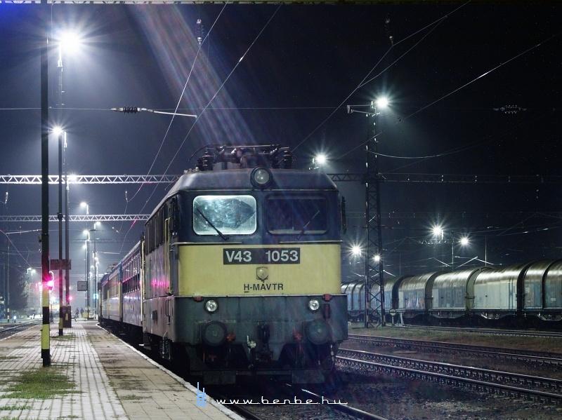 V43 1053 Hidasnémetiben fotó
