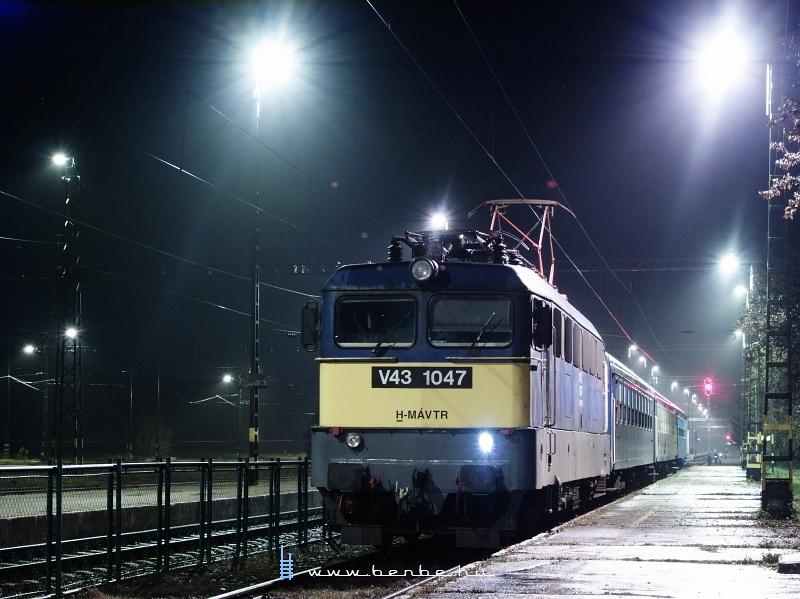 V43 1047 Hidasnémetiben fotó