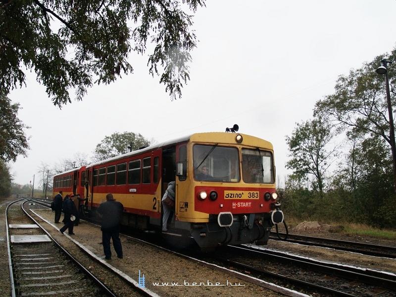 Bzmot 383 Kunmadarason fotó