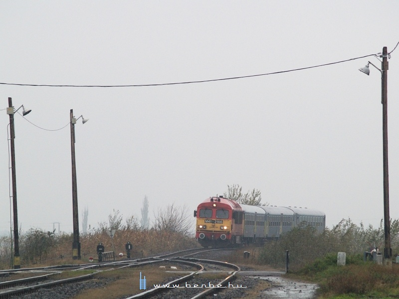 M41 2166 Tiszafüreden fotó