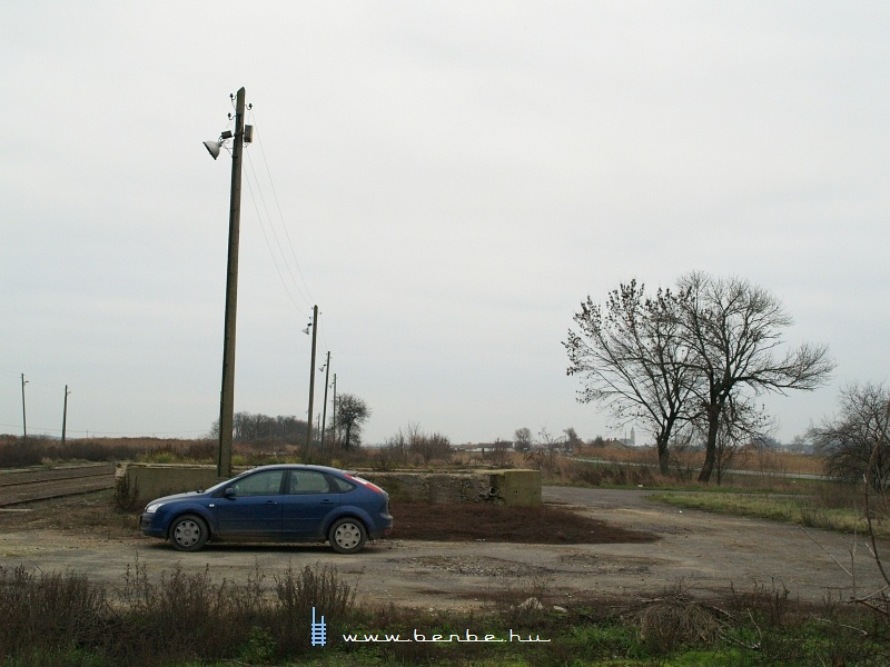 Újszentmargita P+R fotó