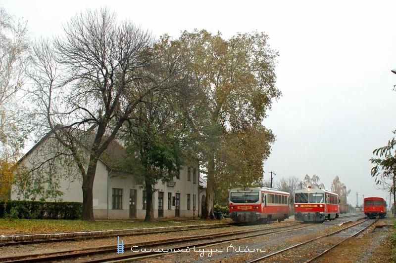 Tiszalök állomás fotó