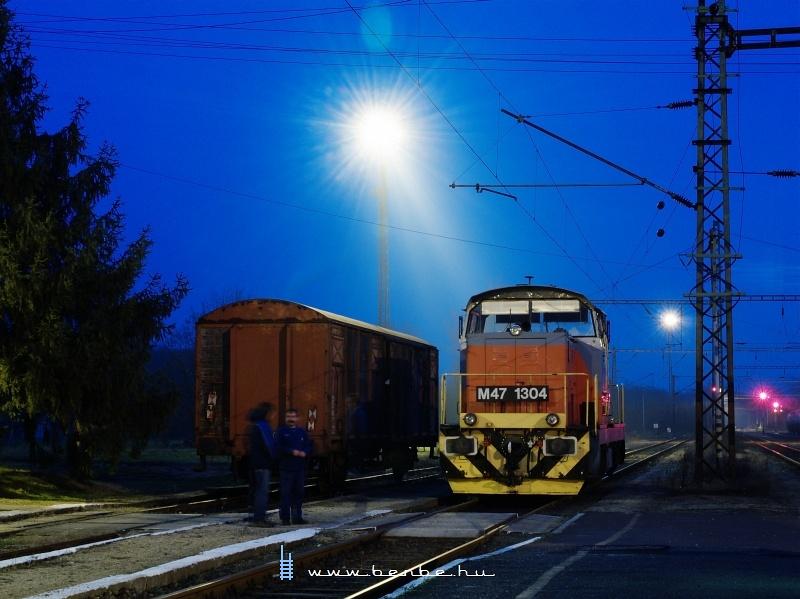 M47 1304 Tiszaújvárosban fotó