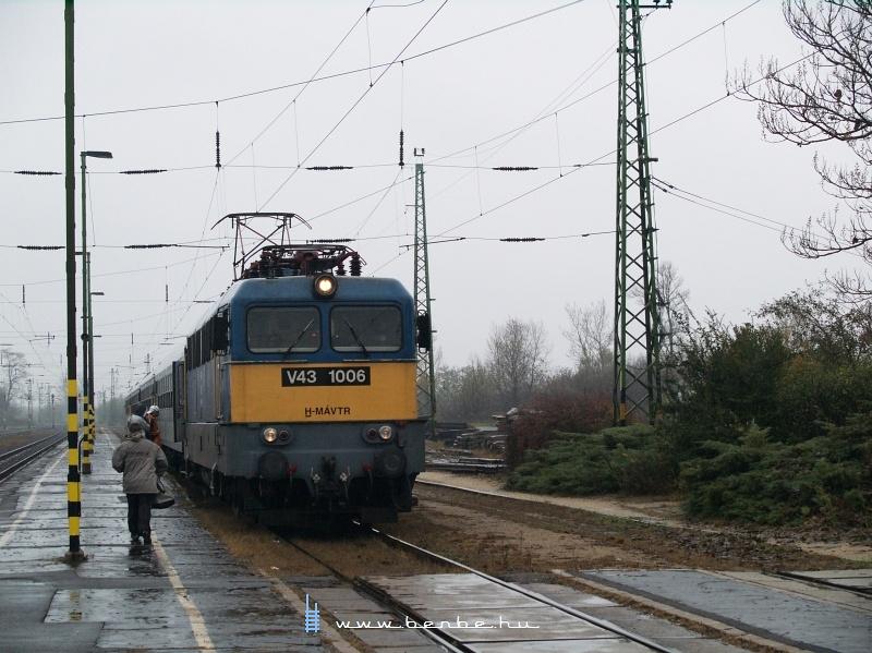 V43 1006 Görögszálláson fotó