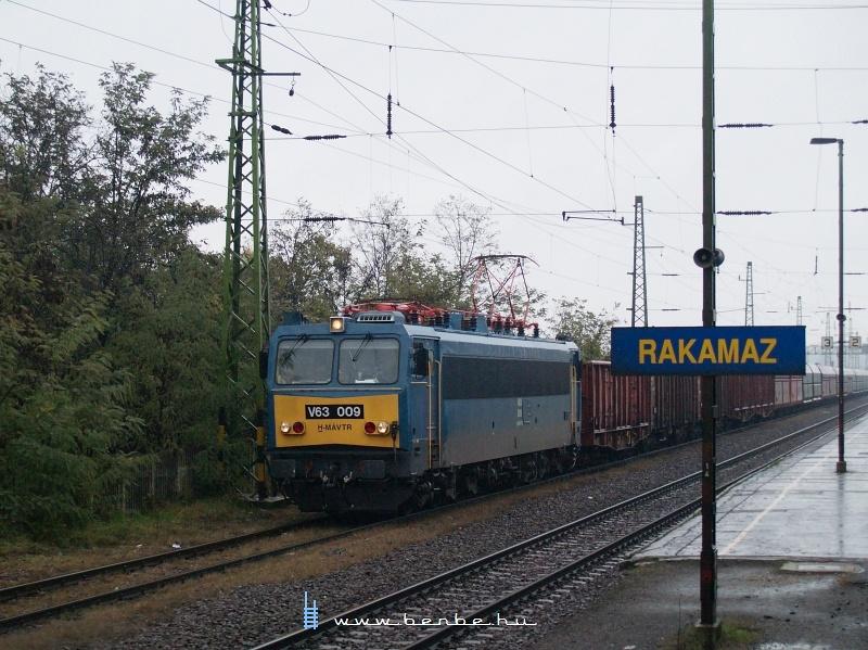 V63 009 Rakamazon fotó