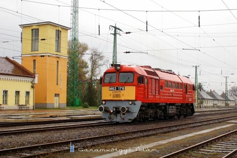 M62 178 Szerencsen fotó