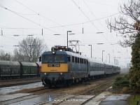 The V43 1006 at Görögszállás