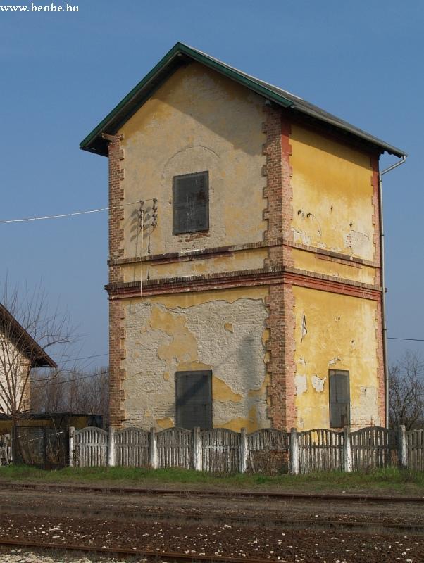 Börgönd régi vízháza fotó