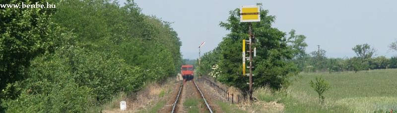 Bzmot 266 Aba-árkeresztúr és Bodakajtor-Felsõszentiván között fotó
