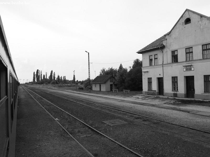 MDmot 3024 Börgönd állomáson fotó