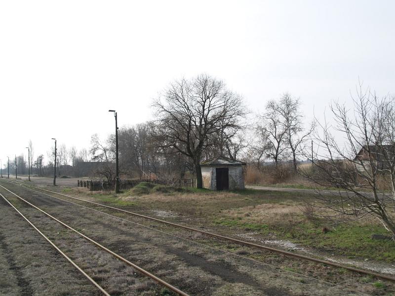 Melléképületek Aba-Sárkeresztúr állomáson fotó