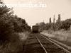 Bz motorvonat távozik Bodakajtor-Felsőszentiván mrh.-ről
