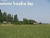 Bodakajtor-Felsõszentiván fedezõjelzõjéhez érkezik a 257-es pályaszámú Bzmot