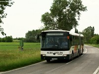 Long-distance Mercedes Connecto bus