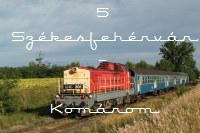 From Sz�kesfeh�rv�r to Kom�rom