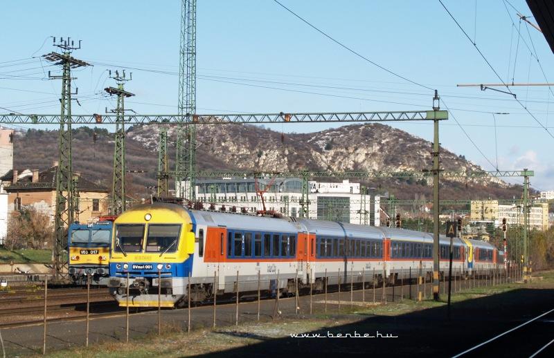 BVmot 001 Kelenföldön fotó