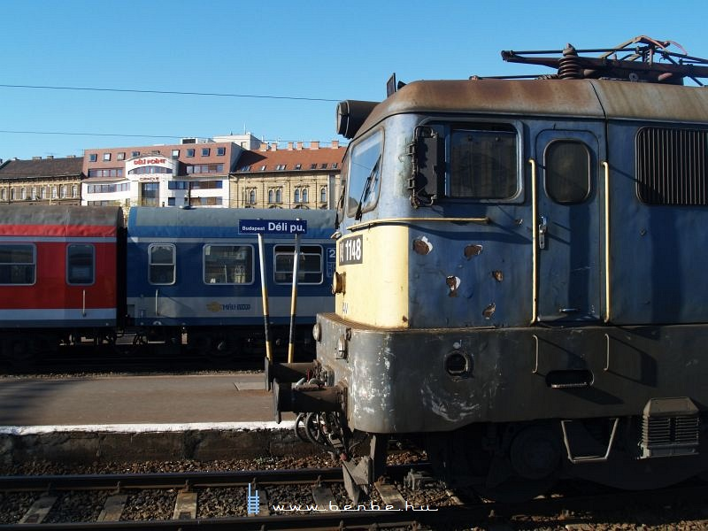 V43 1148 a Déliben fotó