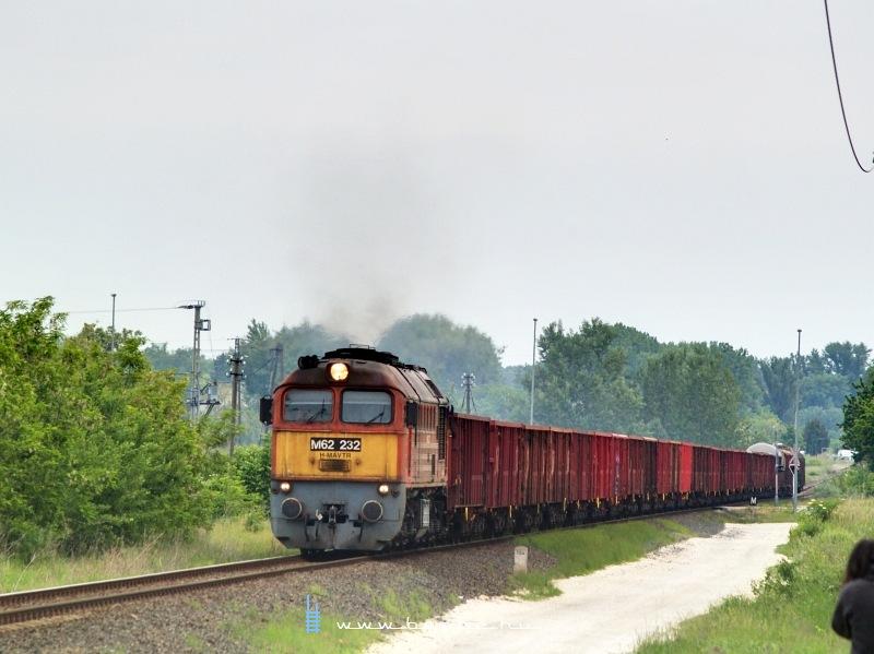 M62 232 Szőny-Déli és Csémpuszta között fotó