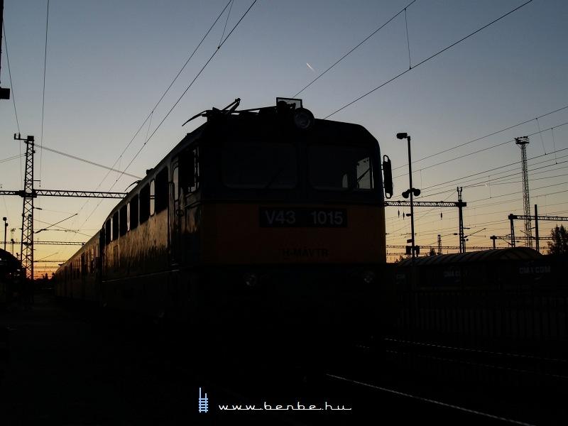V43 1015 Székesfehérváron fotó