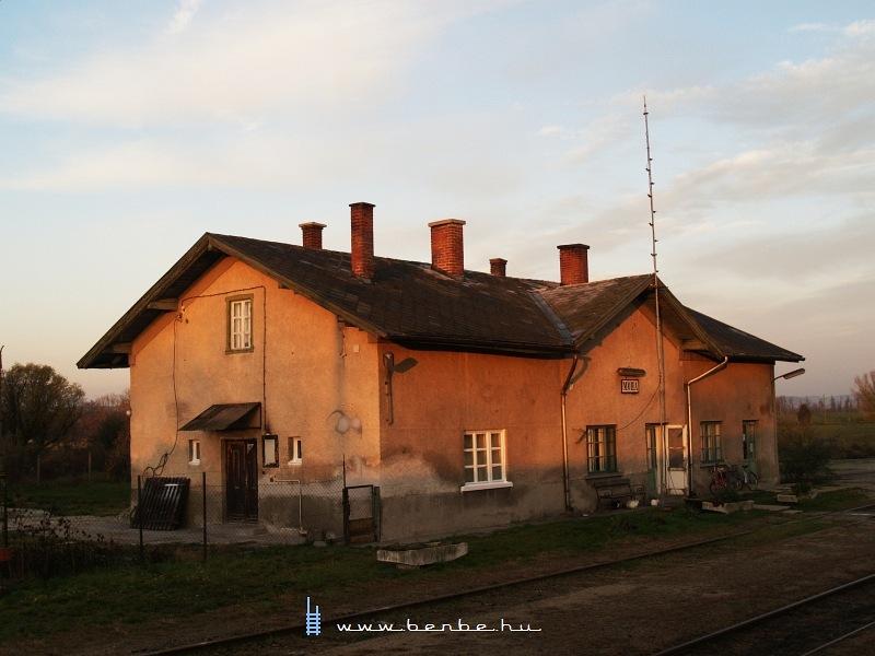 Moha állomás fotó