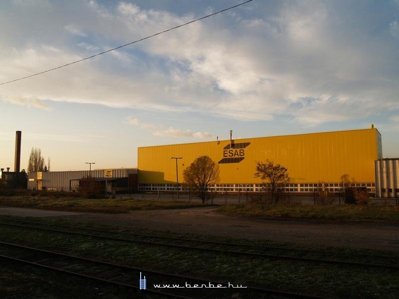 Gyár Móron fotó