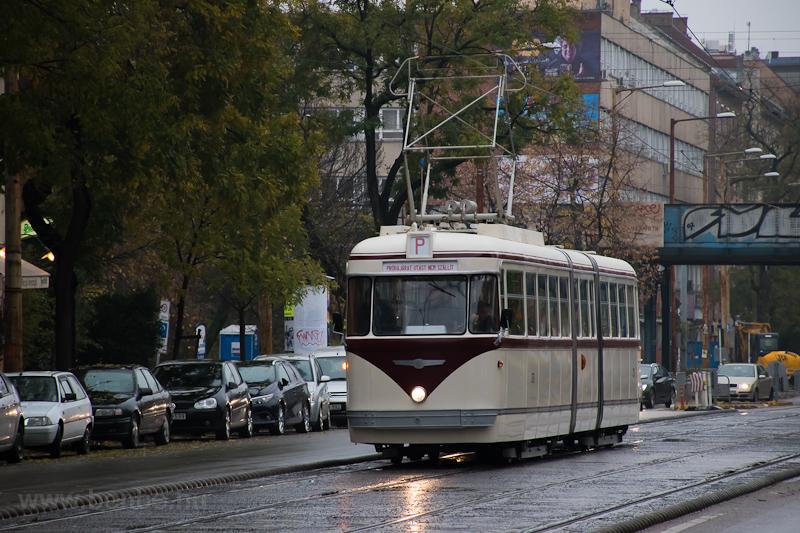 The BKV FVV-csuklós 3720 se photo