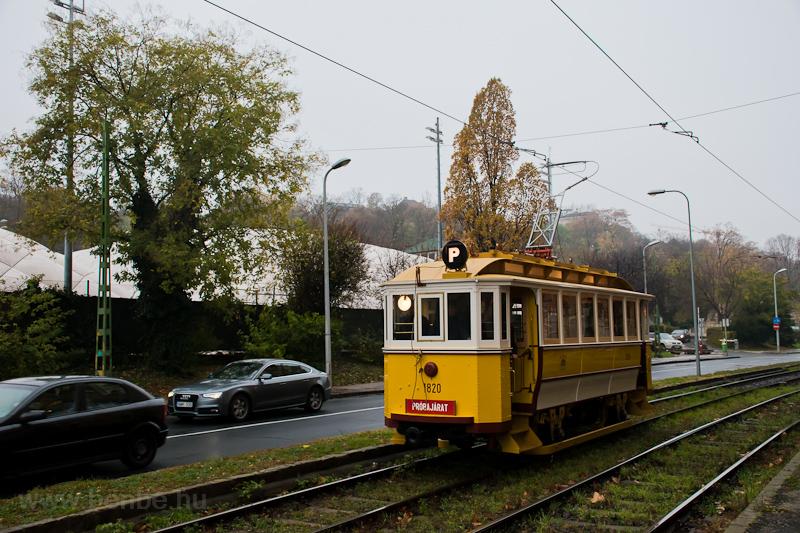 The BSzKRt S-típus 1820 see picture