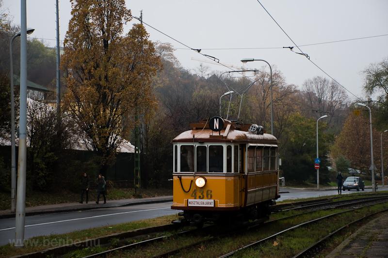 The BVVV L-típus 436 seen a photo