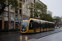 50 years BKV tram parade