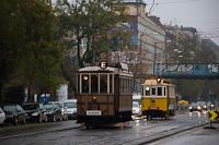 A BKV V-típus 1074 a Fehérvári úton