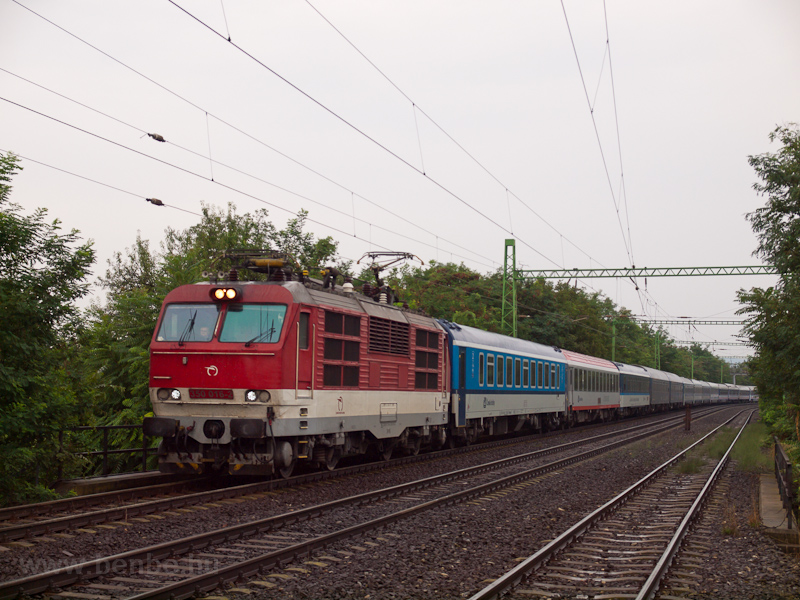 The ŽSSK 350 016-2 see photo