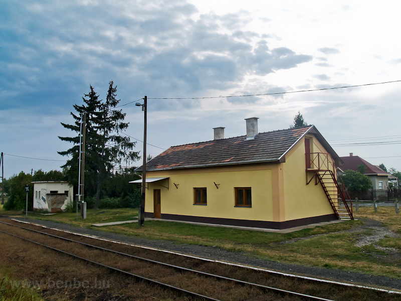 The station building at Bor photo