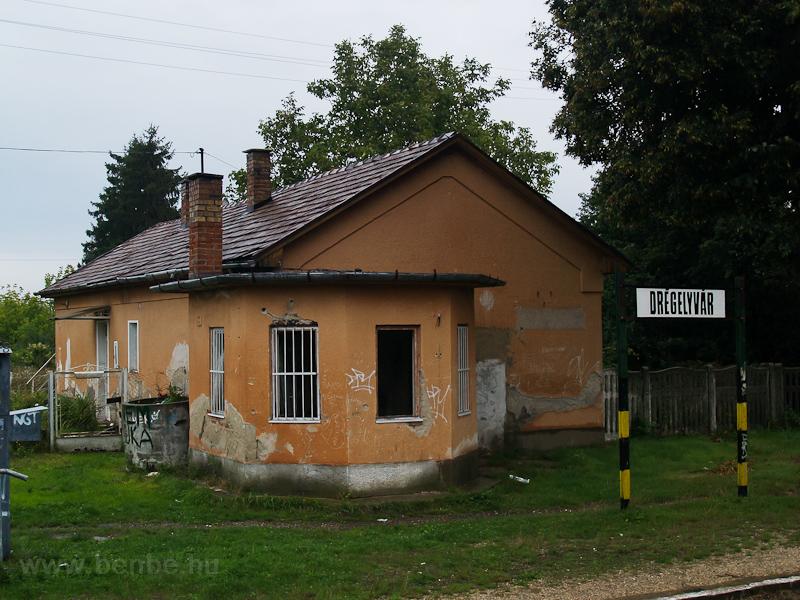 Drégelyvár megállóhely fotó