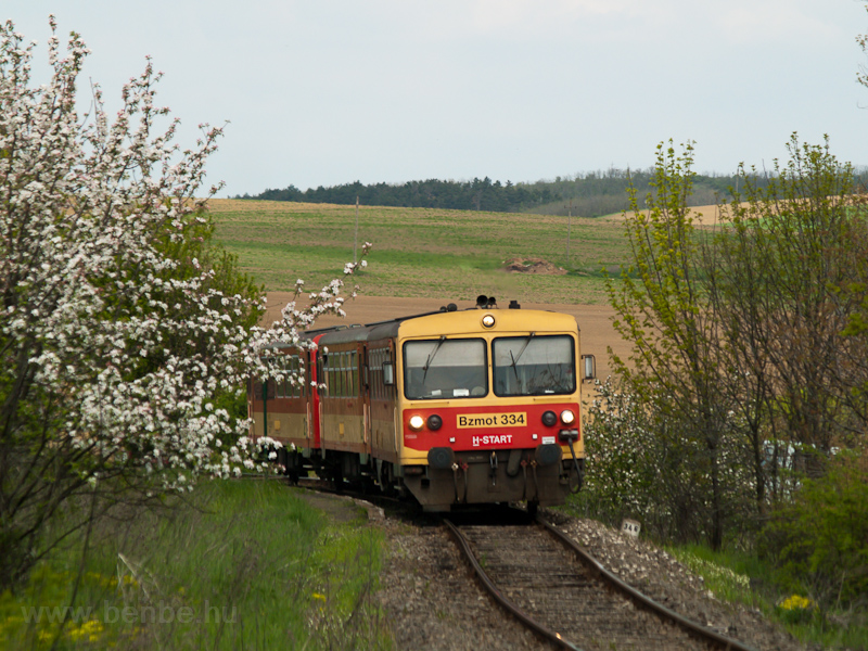 The Bzmot 334 seen between  photo