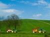 Traktorok Acsánál