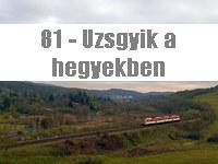 81 - Uzsgyik a hegyekben