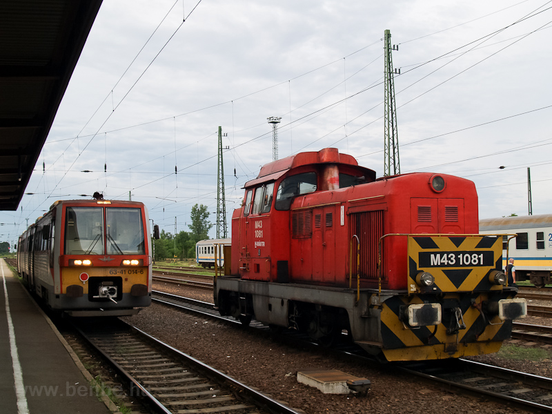 The 6341 014-6 and the M43  picture