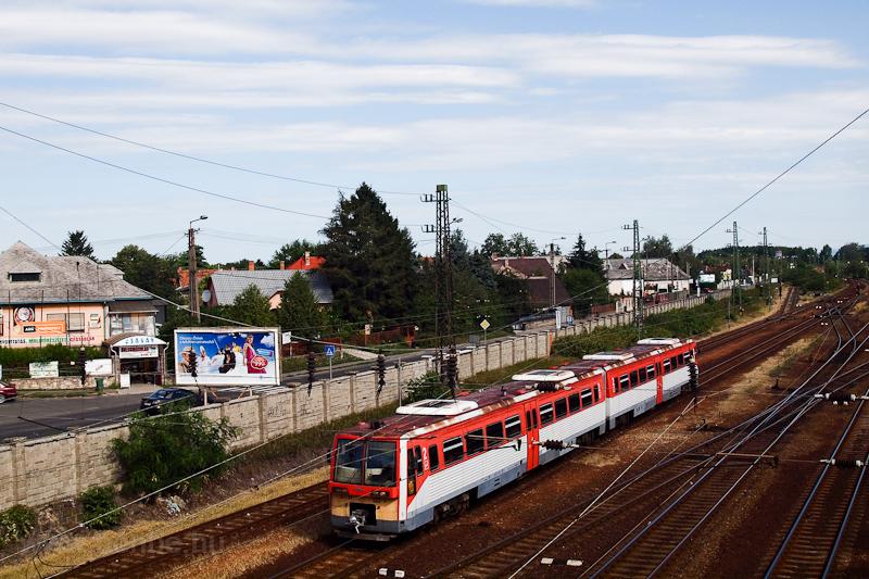 A 6341 025-2 Hatvan állomás fotó