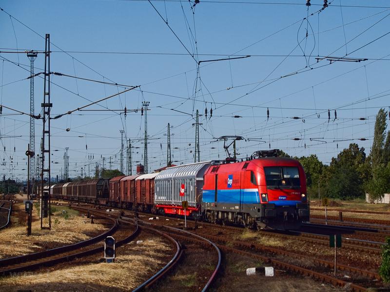 A RailCargoHungaria 1116 00 fotó
