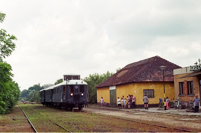 A BCmot 397 Ágasegyházán fotó