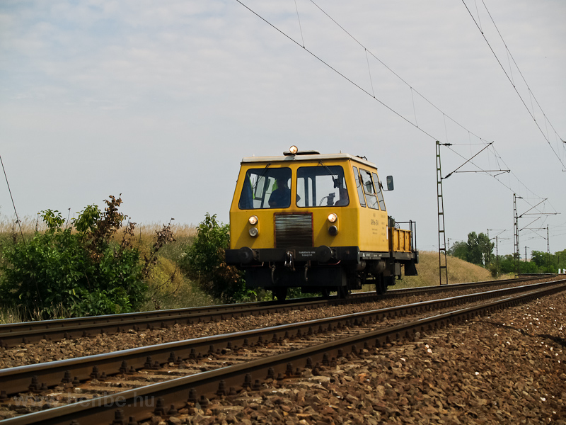 A AGUm 614 Hatvan és Tura között  fotó